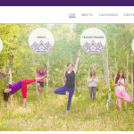 Thive Yoga Crested Butte Main page