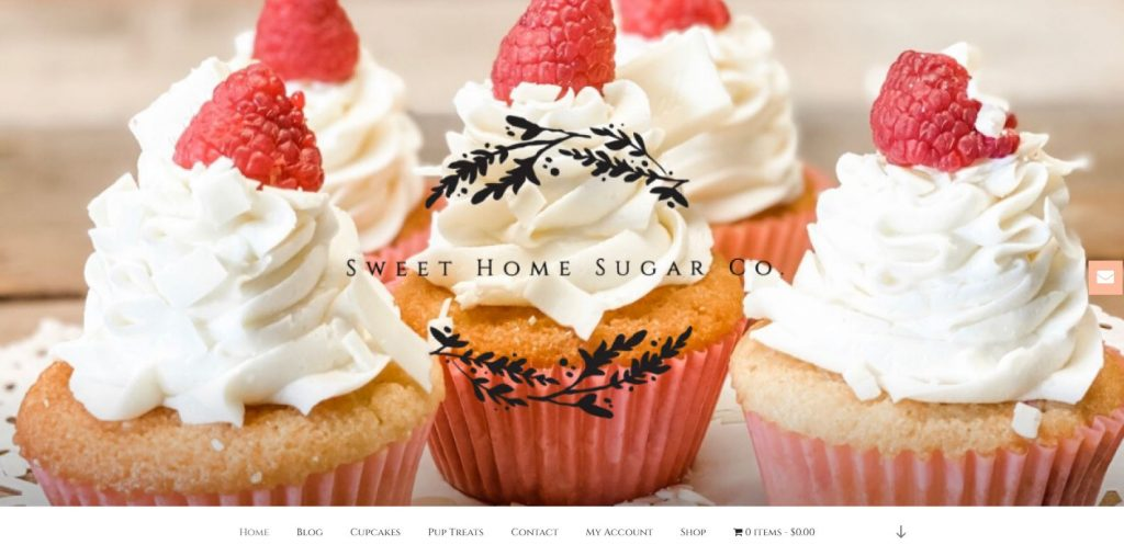 Sweet Home Sugar Co home page