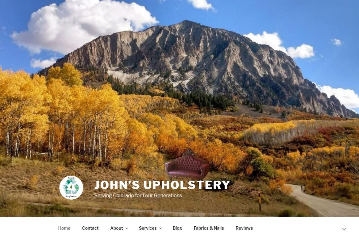 johns upholstery home page