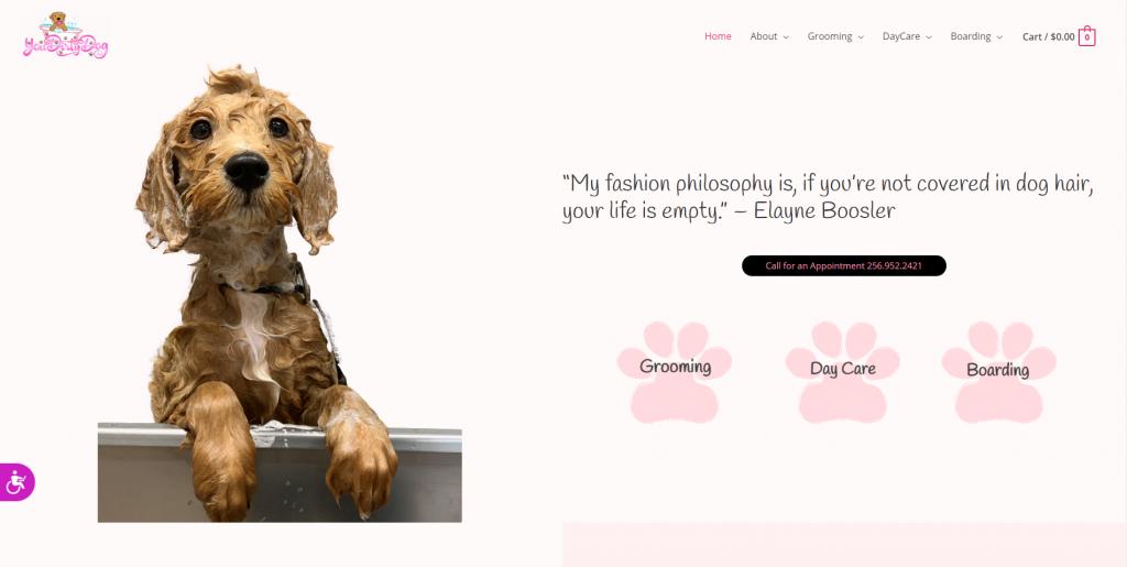 you dirty dog website